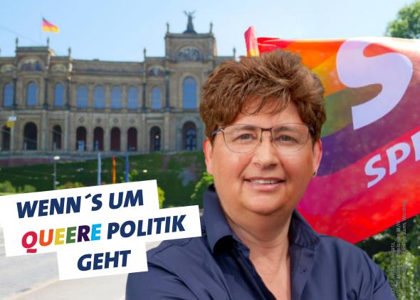 Unsere Heimat ist bunt – Prideweek in München